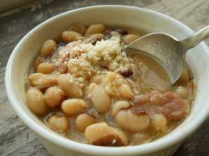 Heirloom Bean Soup, Little House by the Dunes