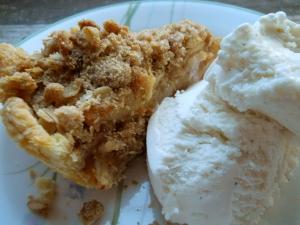 Dutch Apple Pie, Little House by the Dunes