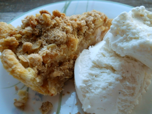 Dutch Apple Pie, Little House by the Dunes
