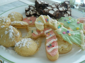 Christmas Cookies, Little House by the Dunes